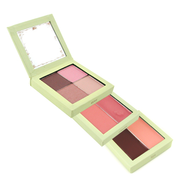 buy Pixi Natural Mineral Kit - No.2 Stockholm (4x Eye Color + 2x Cheek Color + 2x Lip Gloss) 17g/0.6oz by Pixi skin care shop