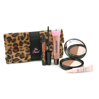 buy Too Faced Wild Thing Set -  skin care shop