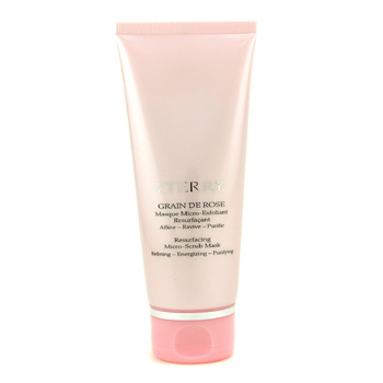 buy By Terry Grain De Rose Resufacing Micro-Scrub Mask 100ml/3.55oz  skin care shop