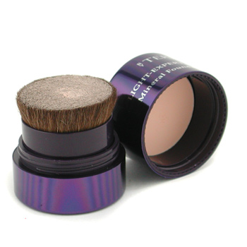 11453610802 By Terry Light Expert Compact Mineral Foundation Brush   # 01 Apricot Soft 5.5g/0.19oz
