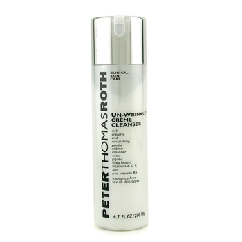 buy Peter Thomas Roth Un-Wrinkle Creme Cleanser 200ml/6.7oz  skin care shop