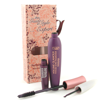 Bourjois tit Guide De Style Expert Perfectly Matched Mascara & Liquid Liner - # 2 Mauve Fantastique 2pcs