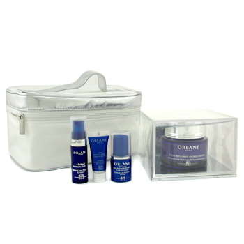 buy Orlane Extreme Line-Reducing Kit: Re-Plumping + Extract + Eye Contour + Lip Care 4pcs  skin care shop