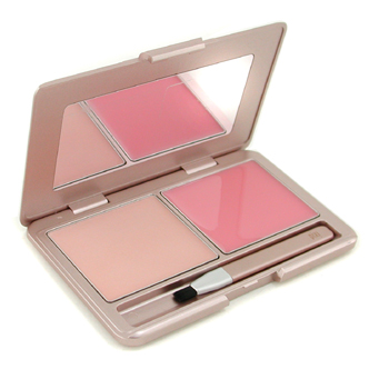 buy Pixi Rose Lustre Duo Compact - # No. 1 Petal Dew 6g/0.21oz by Pixi skin care shop
