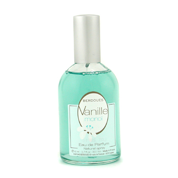 buy Berdoues Vanille Monoi Eau De Parfum Spray 110ml/3.7oz  skin care shop