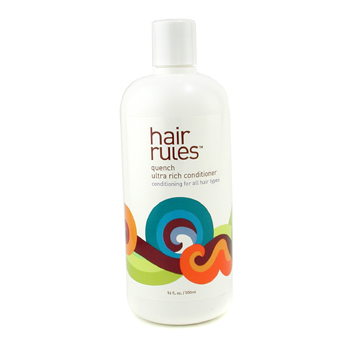 buy Hair Rules Quench Ultra Rich Conditioner (For All Hair Types) 500ml/16oz by Hair Rules skin care shop