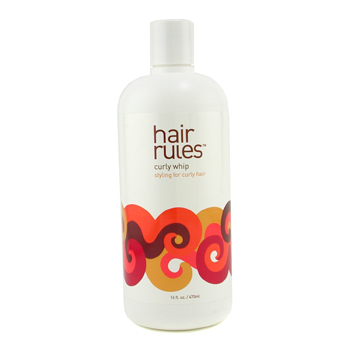 Hair Rules Curly Whip (For Curly Hair) 470ml/16oz