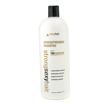 buy Sexy Hair Concepts Strong Sexy Hair Strengthening Shampoo 1000ml/33.8oz by Sexy Hair Concepts skin care shop