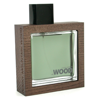 buy Dsquared2 He Wood Rocky Mountain Wood Eau De Toilette Spray 100ml/3.4oz  skin care shop
