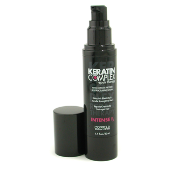 buy Keratin Complex Intense RX Ionic Keratin Protein Restructuring Serum (Unable to ship to Australia & New Zealand) 50ml/1.7oz by Keratin Complex skin care shop