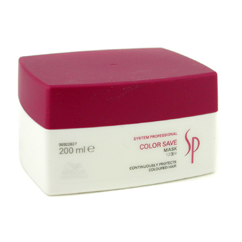buy Wella SP Color Save Mask (For Coloured Hair) 200ml/6.67oz by Wella skin care shop