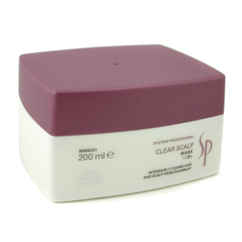 buy Wella SP Clear Scalp Mask 200ml/6.67oz by Wella skin care shop