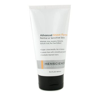 buy Menscience Advanced Shave Formula (For Normal & Sensitive Skin) 165ml/5.6oz  skin care shop
