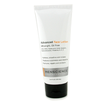 buy Menscience Advanced Face Lotion 100ml/3.4oz  skin care shop