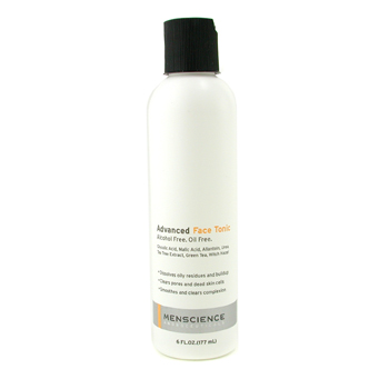 Advanced Face Tonic - Alcohol Free and Oil Free