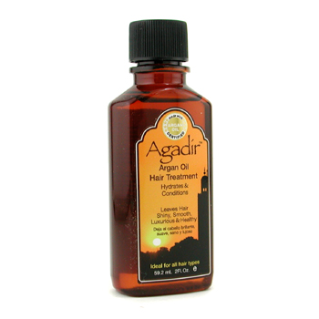 Agadir Argan Oil Hydrates & Conditions Hair Treatment 59.2ml/2oz