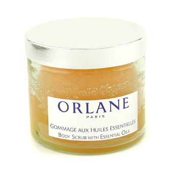 buy Orlane Body Scrub with Essential Oils 200ml/6.7oz skin care shop