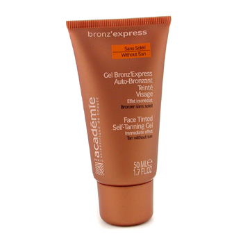 Academie Bronz Express Face Tinted Self Tanning Gel 5ml 1.7oz