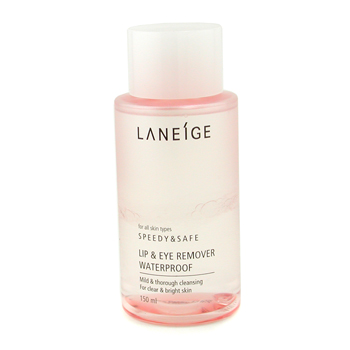 buy Laneige Lip & Eye Makeup Remover Waterproof 150ml/5oz  skin care shop