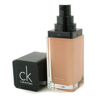 buy Calvin Klein Infinite Matte Oil Free Foundation - # 202 Tawny (Unboxed) 29.6ml/1oz  skin care shop