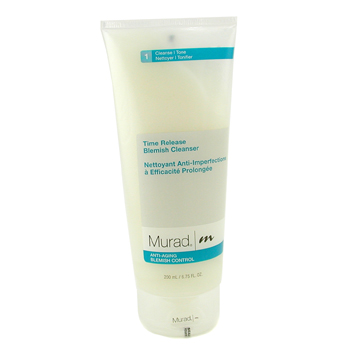 buy Murad Time Release Blemish Cleanser 200ml/6.75oz skin care shop
