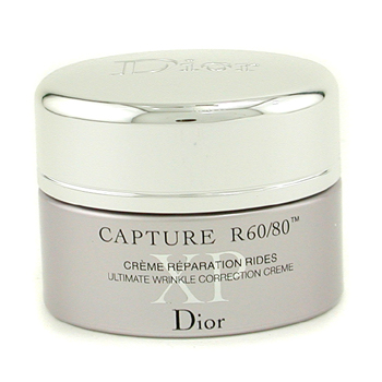 buy Christian Dior Capture R60/80 XP Ultimate Wrinkle Correction Creme  (Rich) 30ml/1oz skin care shop