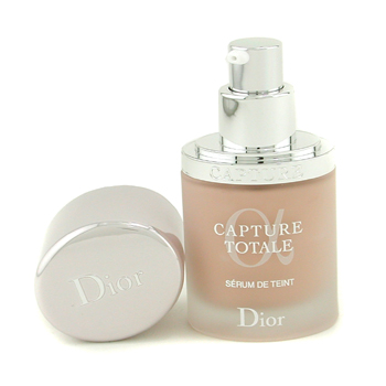 Maquiagens, Christian Dior, Christian Dior Base Serum Capture Totale Radiance Restoring SPF15 - # 012 Porcelain 30ml/1oz