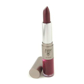 buy Bloom Lip Duo (Lipstick & Lip Gloss In One) - # Yin and Yang 7.3g/0.25oz by Bloom skin care shop