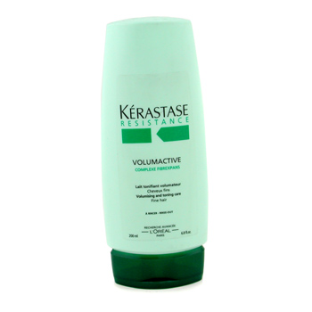 buy Kerastase Resistance Volumactive Volumising & Toning Care (For Fine Hair) 200ml/6.8oz by Kerastase skin care shop
