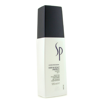 buy Wella SP Hair & Scalp Protect (For Pre-Colour & Perm) 125ml/4.16oz by Wella skin care shop