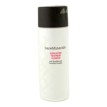 buy Bare Escentuals BareMinerals Exfoliating Treatment Cleanser 70g/2.5oz skin care shop