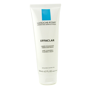 buy La Roche Posay Effaclar Deep Cleansing Foaming Cream 125ml/4.2oz skin care shop