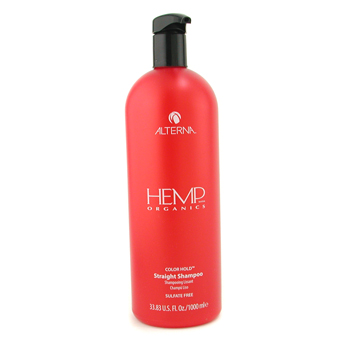 buy Alterna Hemp Organics Straight Shampoo 1000ml/33.83oz by Alterna skin care shop