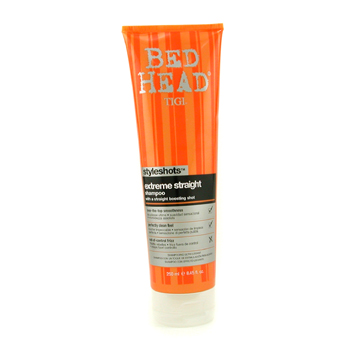 buy Tigi Bed Head Styleshots Extreme Straight Shampoo 250ml/8.45oz by Tigi skin care shop