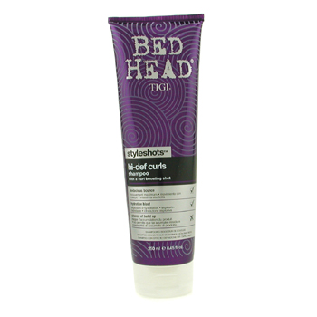buy Tigi Bed Head Styleshots Hi-Def Curls Shampoo 250ml/8.45oz by Tigi skin care shop