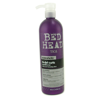 buy Tigi Bed Head Styleshots Hi-Def Curls Conditioner 750ml/25.36oz by Tigi skin care shop