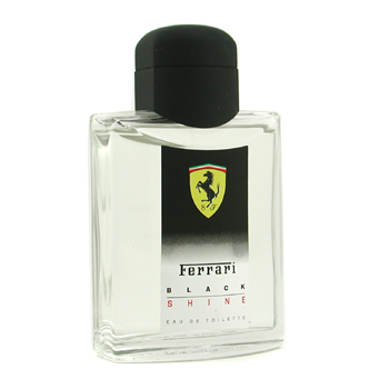 buy Ferrari Black Shine Eau De Toilette Spray 125ml/4.2oz  skin care shop
