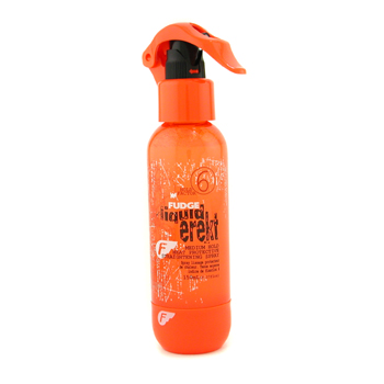 Fudge Liquid Erekt - Medium Hold Heat Protective Straightening Spray