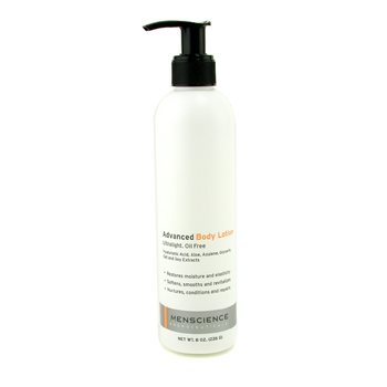 buy Menscience Advanced Body Lotion 226g/8oz  skin care shop