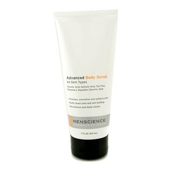 buy Menscience Advanced Body Scrub 210ml/7oz  skin care shop