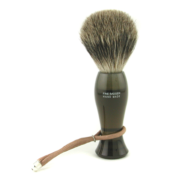 buy EShave Shave Brush Fine - Smoke 1pc  skin care shop