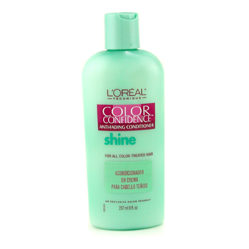 buy L'Oreal Natures Therapy Color Confidence Anti-Fading Conditioner (For All Color-Treated Hair) 237ml/8oz by L'Oreal skin care shop
