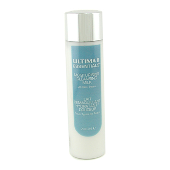 buy Ultima Essentials Moisturising Cleansing Milk 200ml/6.7oz  skin care shop