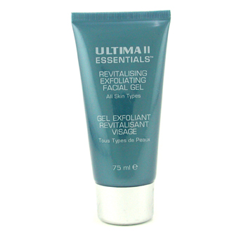 buy Ultima Essentials Revitalising Exfoliating Facial Gel 75ml/2.5oz  skin care shop