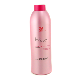 buy Wella Biotouch Color Protection Rinse 1500ml/50oz by Wella skin care shop