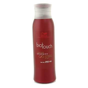 buy Wella Biotouch Resist Shampoo 250ml/8.5oz by Wella skin care shop