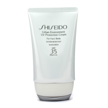 buy Shiseido Urban Environment UV Protection Cream SPF 35 PA+++ (For Face & Body) 50ml/1.8oz  skin care shop