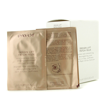 buy Payot Design Lift Patch Yeux (Salon Size) 20x1.5ml/0.05oz  skin care shop