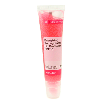 buy Murad Vitalic Energizing Pomegranate Lip Therapy SPF15 (With Individual Box) 15g/0.5oz skin care shop