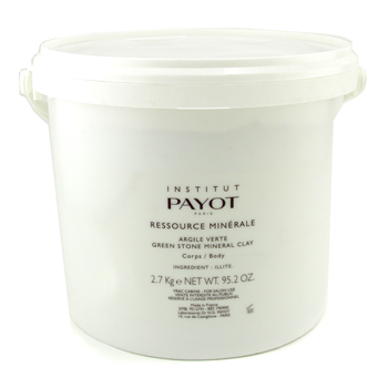 buy Payot Ressource Minerale Argile Verte Green Stone Mineral Clay 2.7kg/95.2oz  skin care shop